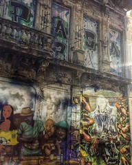 #wallart | carioca soul | Since the early 1950s, Lapa has been known for its lively cultural life where there is a concentration of many restaurants and bars where Brazilian artists and intellectuals would meet. | #people #streetphotography #lapa #Rio #ri