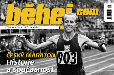 AKTUÁLNĚ: Natrénujte na maraton podle plánu v novém Běhej.com