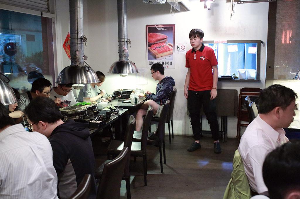 20160408松山-神牛本格派日式燒肉 (4)