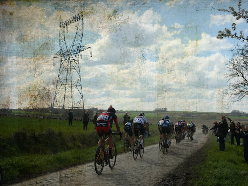 Wallpaper The Hell of Roubaix