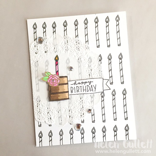 Celebrate With Cake - Card 2