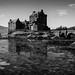 Eileen Donan Castle panorama