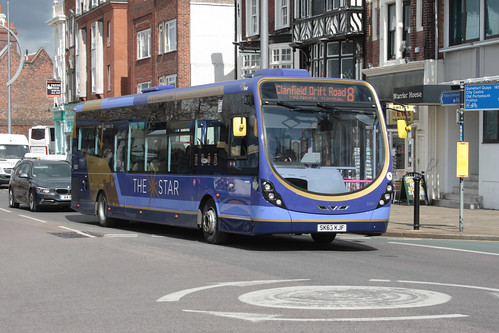First Hampshire & Dorset 63051 SK63KJF
