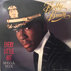 BOBBY BROWN:EVERY LITTLE HIT MEGA MIX(JACKET A)