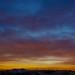 20160113-Sunset over the fairgrounds. by DakotaLightPhotography
