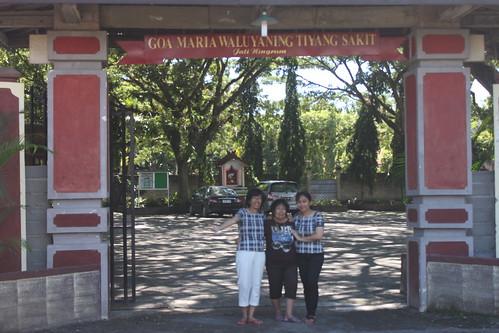 Gua Maria Wahyuning Tyang Sakit, Curahjati Banyuwangi