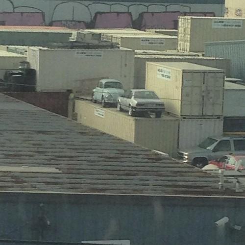 Nice job parking