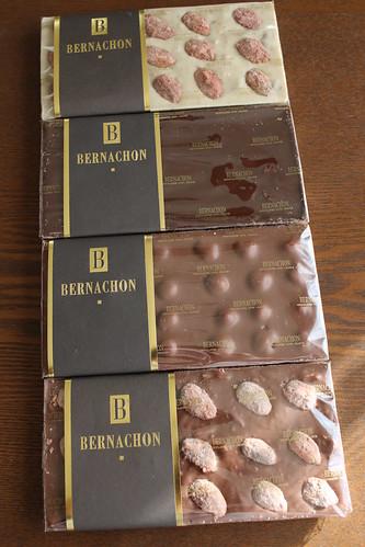 Bernachonのタブレット