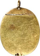 1815 Duc de Berry Medal reverse