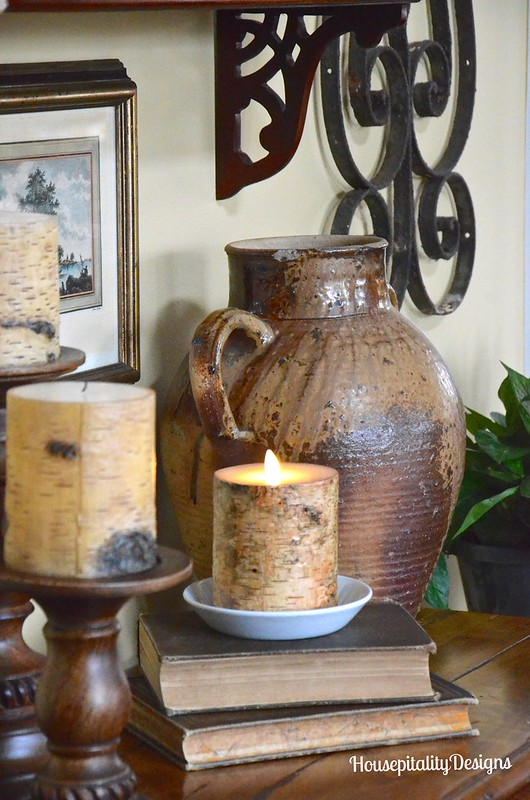 Birch candles/Pottery Barn - Housepitality Designs