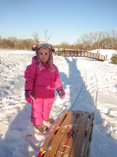 sledding jan1-6