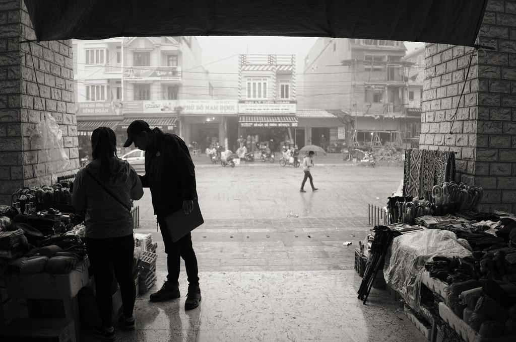 At Sapa Market (Vietnam)