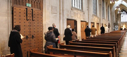 160114 - The First Pilgrimage through the Holy Door