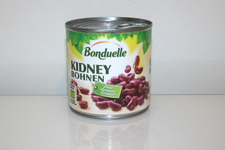 06 - Zutat Kidneybohnen / Ingredient kidney beans