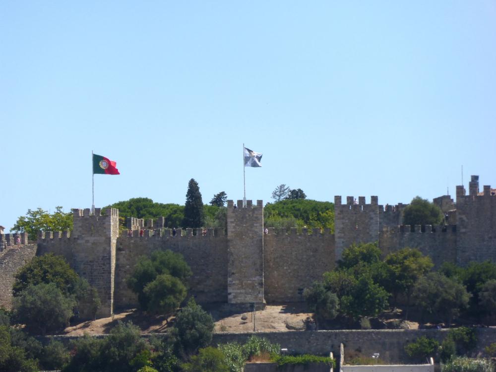 Castillo Sao Jorge