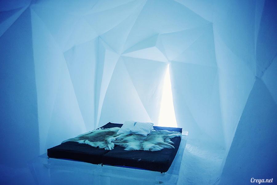 2016.02.25 ▐ 看我歐行腿 ▐ 美到搶著入冰宮,躺在用冰打造的瑞典北極圈 ICE HOTEL 裡 14.jpg