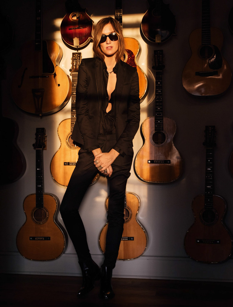 Жозефин Ле Тутур — Фотосессия для «Glamour» FR 2016 – 6