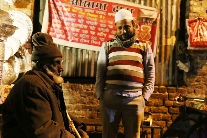 Mission Delhi – The Man With No Name, Osama Dhaba