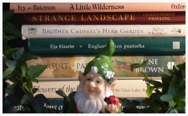 Some of my gardening books