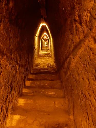 Cholula - in piramide