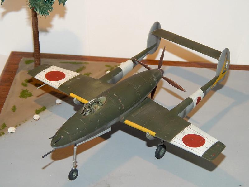 Meng Model DS-002 1//72 Mansyu Ki-98