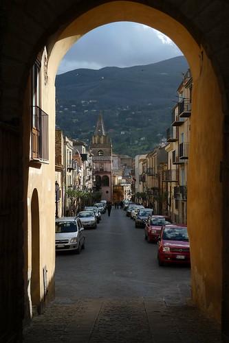 Castelbuono, Sicily, Italy