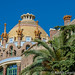 A detail of the Hospital de la Sant Pau in Barcelona by keithhull