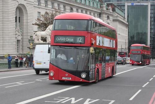 London Central LT445 LTZ1445