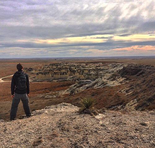 Quest Across Kansas: Castle Rock