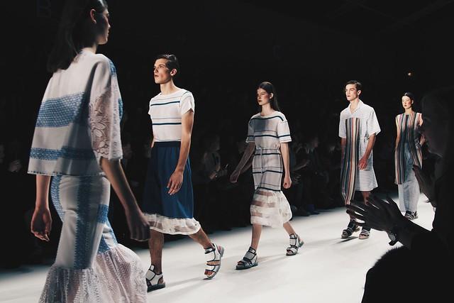 Xavi Reye Elle Berlin fashion Week lisforlois