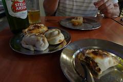 Buenos Aires - Gran Pizzeria empanada