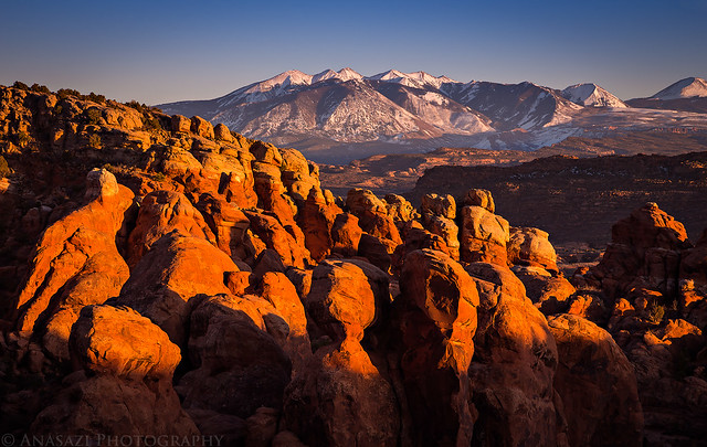 Fiery Furnace Sunset