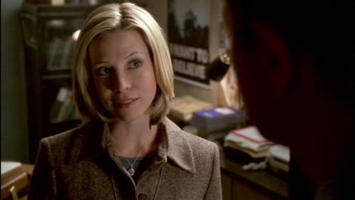 The X-Files - Leyla Harrison