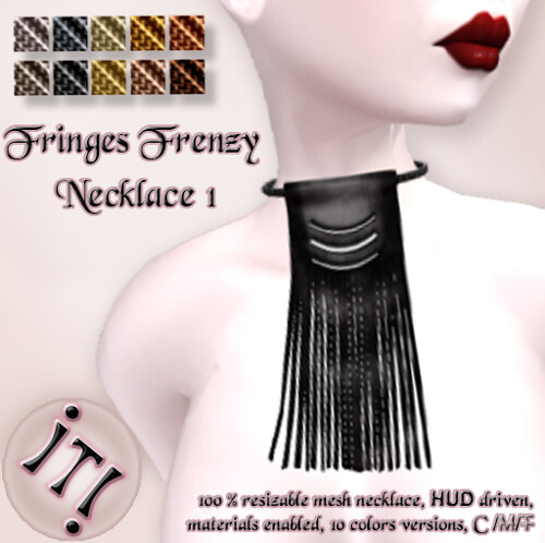 !IT! - Fringes Frenzy 1 Image