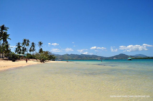 Cowrie Island Honda Bay Palawan