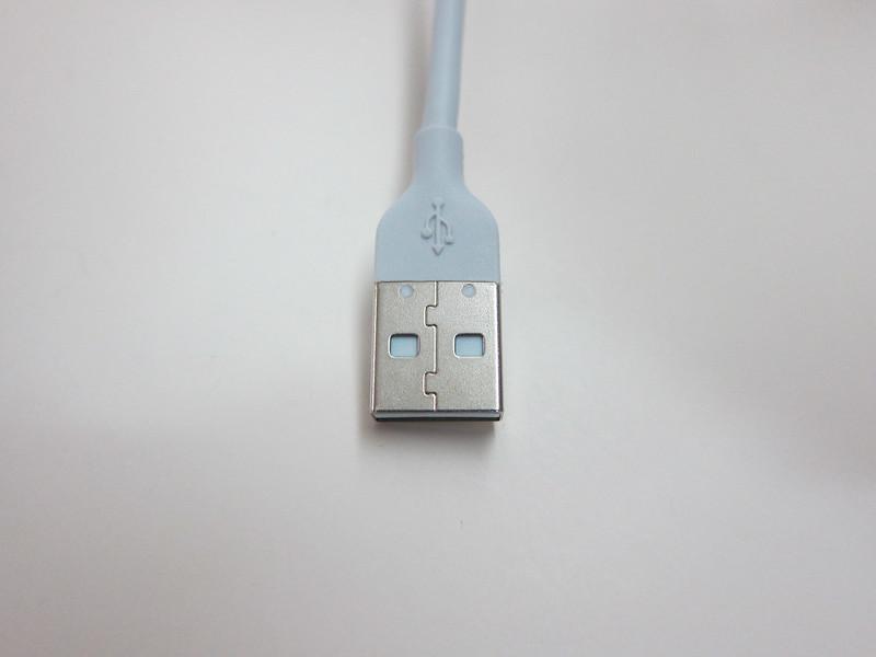 GP Charge & Sync Lightning USB Cable - USB End