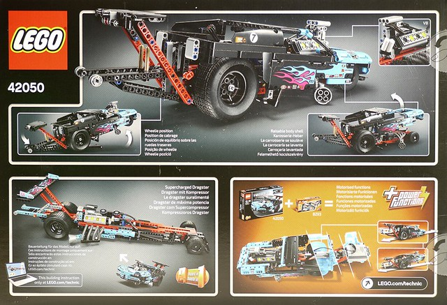 Review 42050 Drag Racer