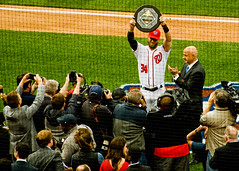 Nationals vs Marlins - Harper's MVP - 04-07-16