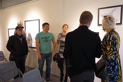 Tom Rook HaoHaus Exhibit