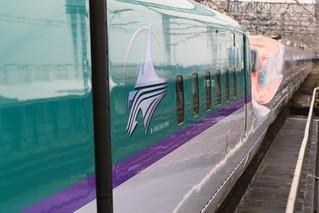 Series H5, Shinkansen Train