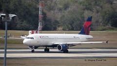 Airbus A320-212 N335NW Delta Airlines