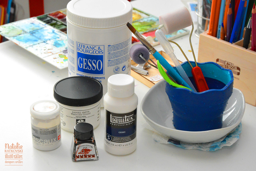 Gesso and Co
