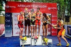 Svoboda veze bronz z Afrického poháru ve sprinttriatlonu na Mauriciu