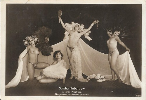Sascha Naburgow Ballet Group