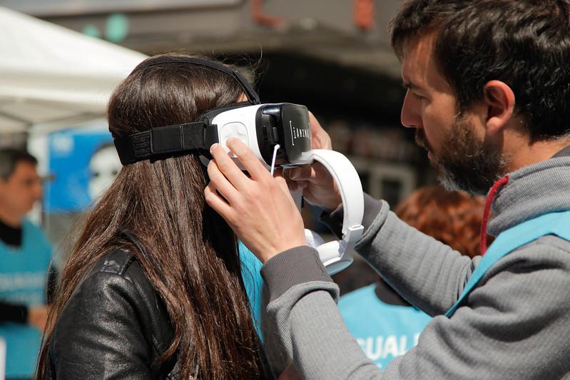 Granjas y mataderos virtuales en el centro de Madrid