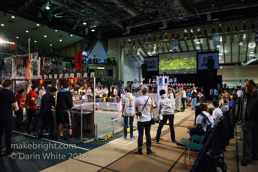 FIRST Robotics Regionals - UW - April 2016 014