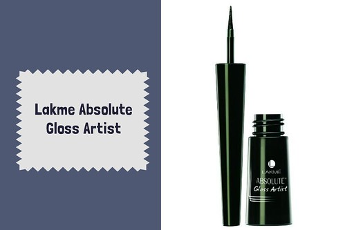 Lakme Absolute Eyeliner Price - Lakme Absolute Gloss Artist Eyeliner