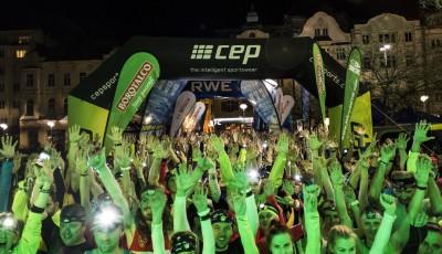 Centrum Ostravy opět zažilo závod ze série Night Run