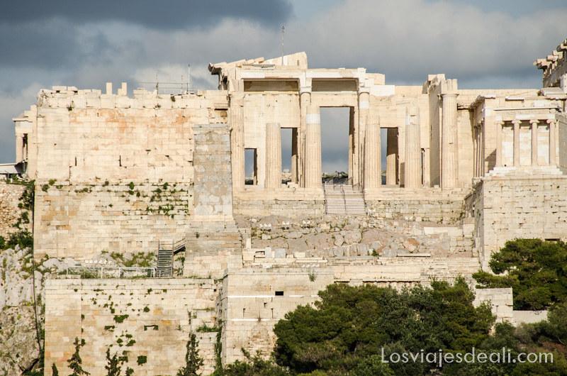 Acrópolis de Atenas y su museo