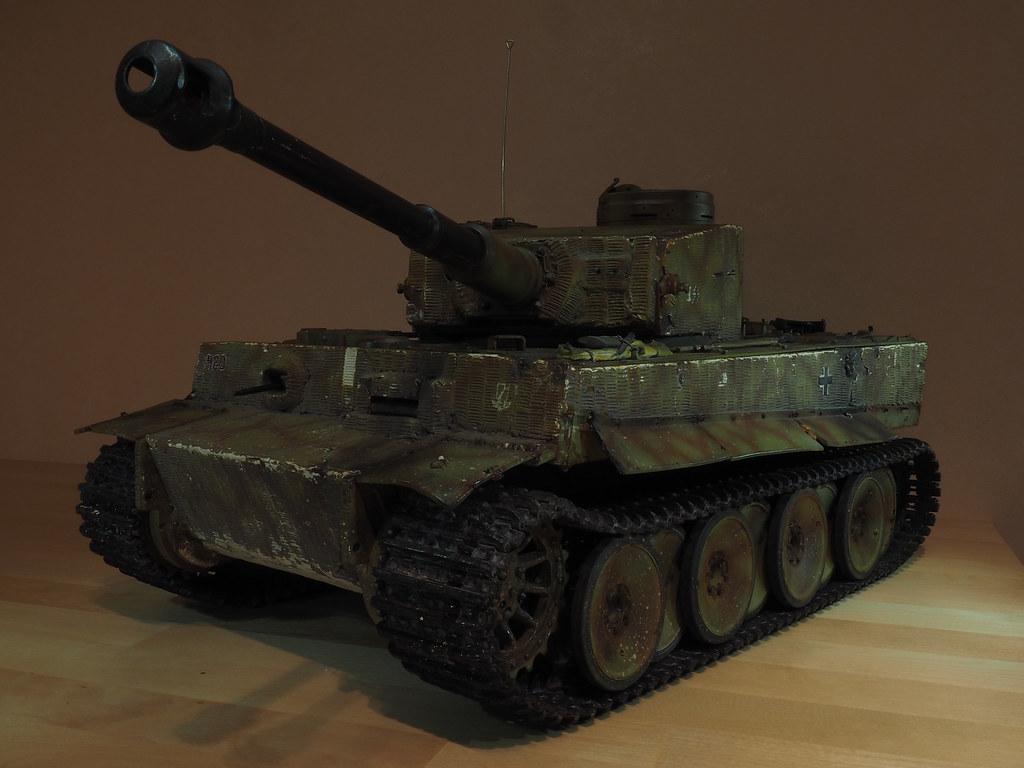 Petra, il mio Tiger I 26267243961_873c90233f_b